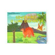 Dinozaurii, o lume disparuta. Mapa cu planse
