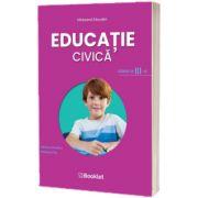 Educatie civica. Manual pentru clasa a III-a (2021), Adriana Dumitru, BOOKLET