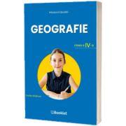 Geografie. Manual pentru clasa a IV-a, Cristina Moldovan, BOOKLET