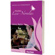 Hueber Lese Novelas. Anna, Berlin, Thomas Silvin, HUEBER