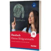 Kleine Bildgrammatik Deutsch Buch Deutsche Grammatik in Bildern erklart, Axel Hering, HUEBER