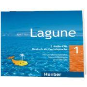 Lagune 1. 3 Audio CDs, Thomas Storz, HUEBER
