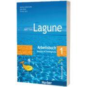 Lagune 1. Arbeitsbuch, Thomas Storz, HUEBER