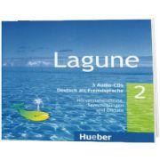 Lagune 2. 3 Audio CDs, Thomas Storz, HUEBER