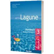 Lagune 3. Kursbuch mit Audio CD, Thomas Storz, HUEBER