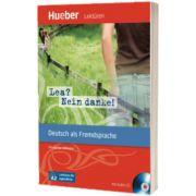 Lea? Nein danke! Leseheft mit Audio CD, Friederike Wilhelmi, HUEBER
