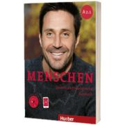 Menschen A2. 1. Kursbuch mit DVD-ROM, Franz Specht, HUEBER