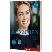 Menschen A2. 2. Kursbuch, Franz Specht, HUEBER