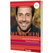Menschen A2. Vokabeltaschenbuch, Daniela Niebisch, HUEBER