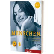 Menschen B1. 1. Arbeitsbuch mit Audio-CD, Anna Breitsameter, HUEBER