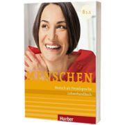 Menschen B1. Paket Lehrerhandbuch B1. 1 und B1. 2, Susanne Kalender, HUEBER