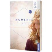 Momente A1. 1. Kursbuch plus interaktive Version, Franz Specht, HUEBER