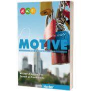 Momente A1, A2, B1. Kursbuch, Lektion 1-30 Kompaktkurs DaF, Wilfried Krenn, HUEBER