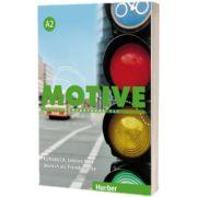 Motive A2. Kursbuch, Lektion 9-18 Kompaktkurs DaF, Wilfried Krenn, HUEBER