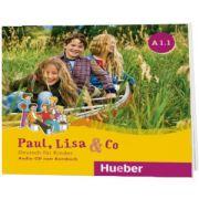 Paul, Lisa und Co A1. 1 Audio CD Deutsch fur Kinder, Manuela Georgiakaki, HUEBER