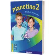 Planetino 2. Kursbuch Deutsch fur Kinder, Gabriele Kopp, HUEBER