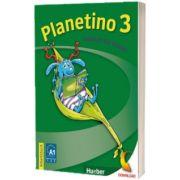 Planetino 3. Arbeitsbuch Deutsch fur Kinder, Gabriele Kopp, HUEBER
