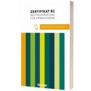 Prufung Express. Zertifikat B1, Deutschprufung fur Erwachsene Ubungsbuch mit Audios online, Heide Stiebeler, HUEBER
