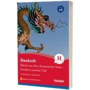 Ratsel um die chinesische Vase Lekture mit Audios online, Urs Luger, HUEBER