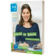 Schritt fur Schritt in Alltag und Beruf 1 + 2. Medienpaket, Daniela Niebisch, HUEBER