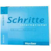 Schritte International 5. 2 Audio CDs zum Kursbuch, Susanne Kalender, HUEBER