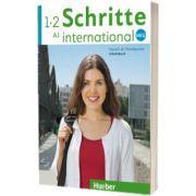 Schritte international Neu 1+2. Arbeitsbuch + 2 CDs zum Arbeitsbuch, Daniela Niebisch, HUEBER