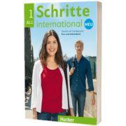 Schritte international Neu 1. Kursbuch und Arbeitsbuch und CD zum Arbeitsbuch, Daniela Niebisch, HUEBER