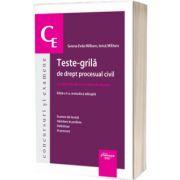 Teste-grila de drept procesual civil. Editia a 5-a, HAMANGIU