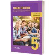 Tipare textuale. Strategii de receptare si redactare. Clasa a V-a, Adrian Romonti, BOOKLET