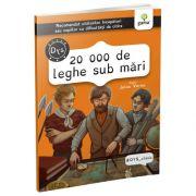 20. 000 de leghe sub mari, Vernes Jules, GAMA