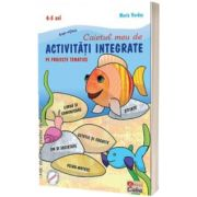 Activitati integrate pe proiecte tematice pentru 4-5 ani, Maria Verdes, CABA