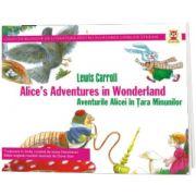 Aventurile Alicei in Tara Minunilor. Alices adventures in Wonderland, Lewis Carroll, PARALELA 45