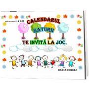 Calendarul naturii te invita la joc, A3, Maria Chiriac, CABA