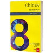 Chimie, caietul elevului pentru clasa a VIII-a, Luminita Irinel Doicin, ART GRUP EDUCATIONAL