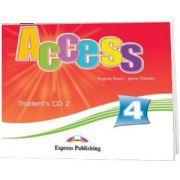 Curs limba engleza Access 4 Audio CD 2 Elev