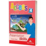 Curs limba engleza Access 4 Presentation Skills Manualul profesorului