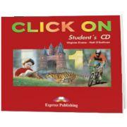 Curs limba Engleza Click On 1. Audio CD elev