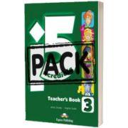 Curs limba engleza Incredible 5. 3 Manualul profesorului cu postere