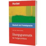 Deutsch. Ubungsgrammatik fur Fortgeschrittene Buch, Karin Hall, HUEBER
