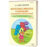Dezvoltarea limbajului si a comunicarii, caiet de lucru pentru 5-6 ani, CABA