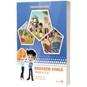Educatie civica. Manual pentru clasa IV-a, Claudia Matache, ASCENDIA DESIGN