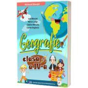 Geografie, manual pentru clasa a IV-a, Ioan Marculet, DIDACTICA SI PEDAGOGICA