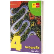 Geografie, manual pentru clasa a IV-a, Carmen Camelia Radulescu, ART GRUP EDUCATIONAL