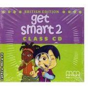 Get Smart 2 Class CDs, H. Q. Mitchell, MM PUBLICATIONS