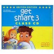 Get Smart 3 Class CDs, H. Q. Mitchell, MM PUBLICATIONS
