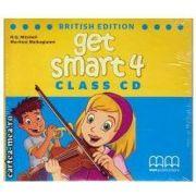 Get Smart 4 Class CDs, H. Q. Mitchell, MM PUBLICATIONS