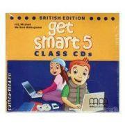 Get Smart 5 Class CDs, H. Q. Mitchell, MM PUBLICATIONS