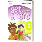 Get Smart Plus 2 Workbook + CD-ROM British Edition, Marileni Malkogianni, MM PUBLICATIONS