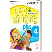 Get Smart Plus 4 Workbook + CD-ROM, Marileni Malkogianni, MM PUBLICATIONS