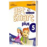 Get Smart Plus 5 British Version, Class CDs, Marileni Malkogianni, MM PUBLICATIONS